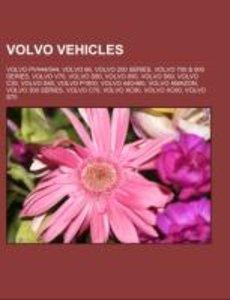 Volvo vehicles