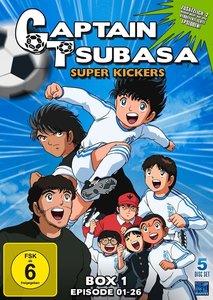 Captain Tsubasa - Super Kickers