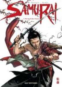 Samurai 05: Die Insel ohne Namen