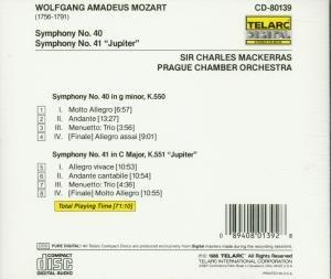 Sinfonien 40 & 41