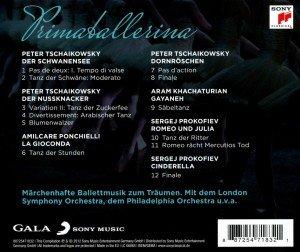 Prima Ballerina-Die schönste Ballettmusik