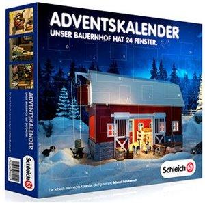 Schleich 97022 - Adventskalender: Weihnachten auf dem Bauernhof