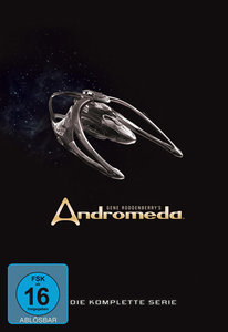 Gene Roddenberrys Andromeda