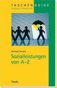 Sozialleistungen von A - Z