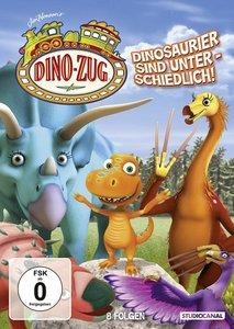 Dino-Zug / Dinosaurier sind unterschiedlich!