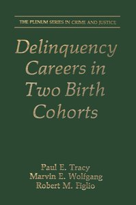 Delinquency Careers in Two Birth Cohorts