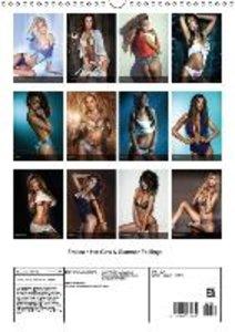 Erotica . Hot Girls & Summer Feelings (Wall Calendar 2015 DIN A3