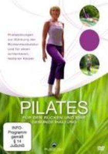 Pilates - für den Rücken und eine gesunde Haltung