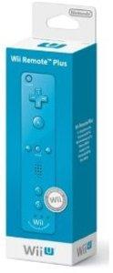 Nintendo Wii U - Remote Plus, blau