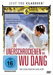 Die Unerschrockenen von Wu Dan