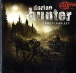 Dorian Hunter 10.1. Der Folterknecht - Die Nacht von Nancy