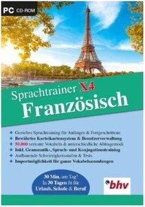 Lernen & Co - Sprachtrainer X4 Französisch. Für Microsoft Window