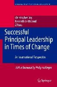 Successful Principal Leadership in Times of Change