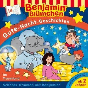 Benjamin Blümchen. Gute-Nacht-Geschichten 14 - Im Traumland