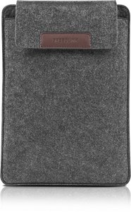 Speedlink BELUNY Felt Sleeve, Tablet-Tasche,10 inch, grau/braun
