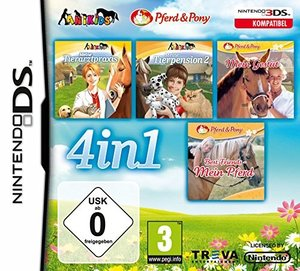 ANiKiDS: Pferd & Pony 4in1 - Meine Tierarztpraxis, Meine Tierpe