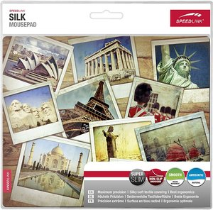 Speedlink SILK Mousepad, Travel