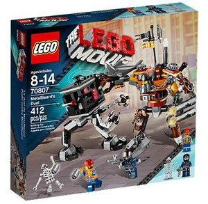 LEGO® Lego Movie 70807 - Eisenbarts Duell