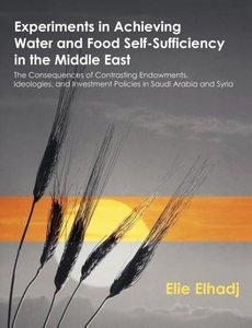 Experiments in Achieving Water and Food Self-Sufficiency in the