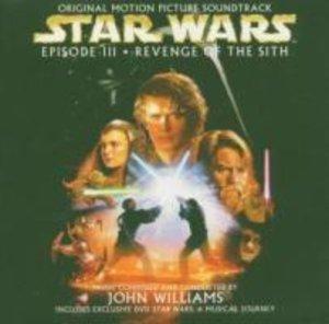 Star Wars Episode 3: Revenge (CD+DVD)