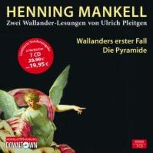 Mankell: Wallanders Erster Fall/Die Pyramide