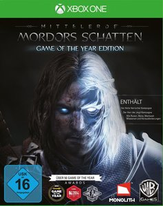Mittelerde: Mordors Schatten (GOTY - Game of the Year Edition)