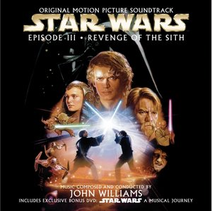 Star Wars Episode 3: Revenge (CD+DVD)