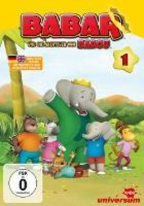 Babar und die Abenteuer von Badou DVD 1