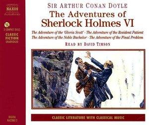 Adventures Of Sherlock Holmes VI
