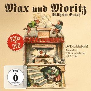 Max & Moritz Und Andere Meisterwerke.2CD+DVD