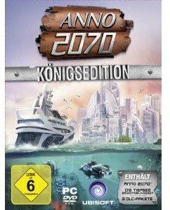 ANNO 2070 - Königsedition