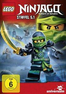 LEGO Ninjago Staffel 5.1