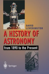 A History of Astronomy