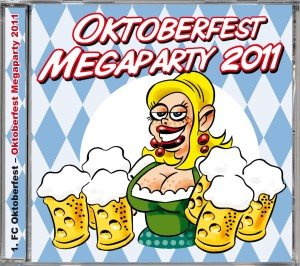 Oktoberfest Megaparty 2011