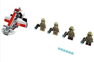 LEGO® Star Wars 75035 - Kashyyyk Troopers