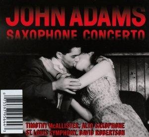 City Noir/Saxophone Concerto