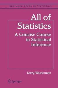 All of Statistics