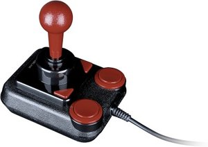 COMPETITION PRO USB Joystick - Sports Tournament Edition, schwar