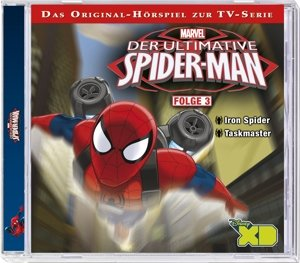 Disney/Marvel - Der ultimative Spiderman 03