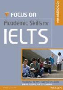 Focus on IELTS Academic Vocabulary Workbook. New Edition