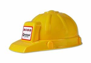 Martin Fuchs 7924 - Spielstabil: Boss Baustellenhelm, Schutzhelm