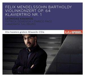 KulturSPIEGEL:Die besten guten-Violinkonzert op.64