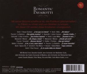 Romantic Pavarotti