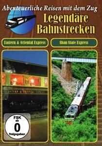Eastern Und Oriental Express+Shan State Express