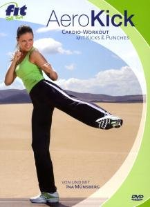 AeroKick Cardio-Workout-Fit For Fun