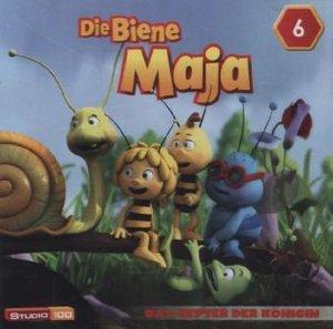 Die Biene Maja (CGI) 06: Das Zepter der Königin u.a.