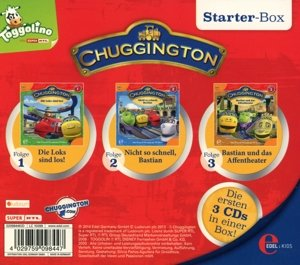 Chuggington - Starter-Box