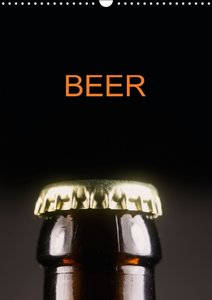 Beer / UK-Version (Wall Calendar 2015 DIN A3 Portrait)