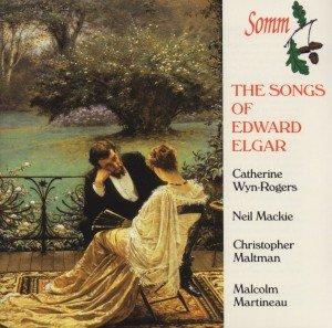 Die Lieder von Edward Elgar