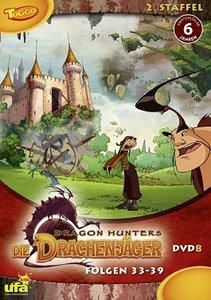 Drachenjäger DVD 8 TV-Serie Staffel 2